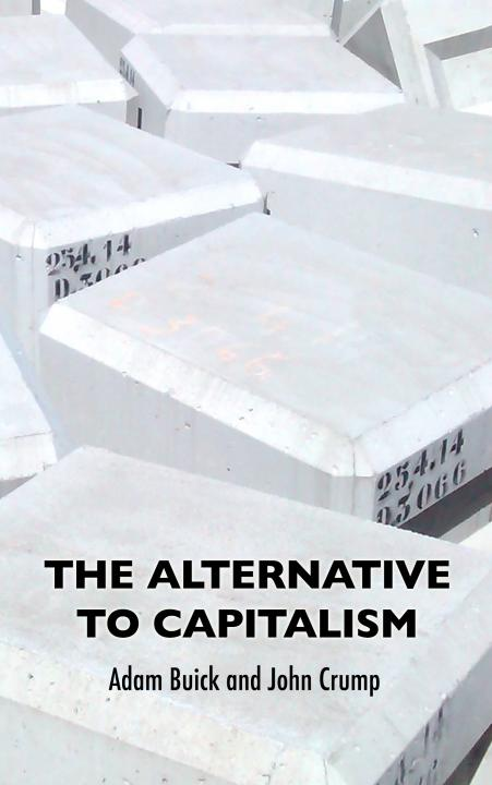 Book cover - The Alternative To Capitalism